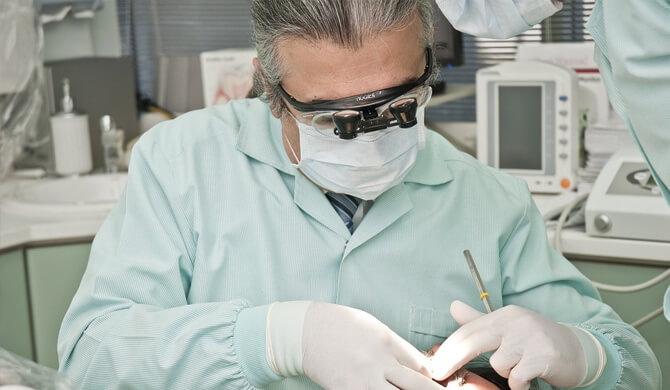 Dirbtinis dantų auginimas